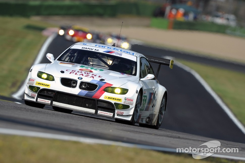 #55 BMW Motorsport BMW M3 GT: Augusto Farfus Jr., Jrg Muller