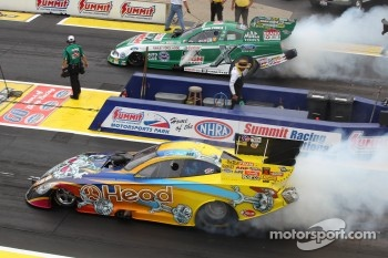 Jim Head, John Force