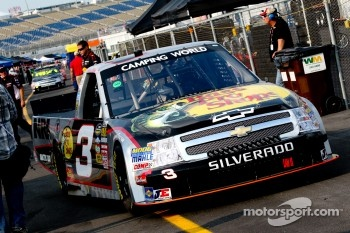 Austin Dillon, Bass Pro Shops Silverado