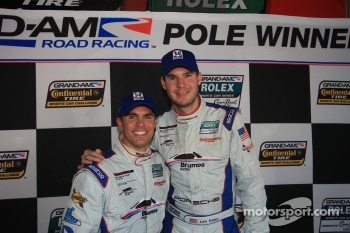 GT pole winners Andrew Davis and Leh Keen