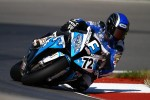#72 Pegram Racing, BMW S1000RR: Larry Pegram