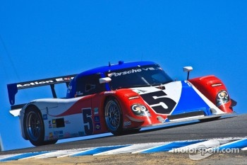 #5 David Donohue, Darren Law: Porsche-Riley Action Express Racing