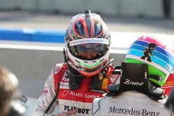 Edoardo Mortara, Audi Sport Team Rosberg, Audi A4 DTM, Bruno Spengler, Team HWA AMG Mercedes C-Klasse