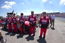 Team of Tony Stewart, Stewart-Haas Racing Chevrolet