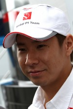 Kamui Kobayashi, Sauber F1 Team