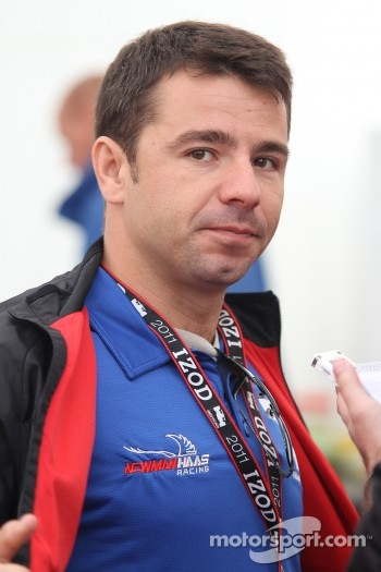 Oriol Servia, Newman/Haas Racing 