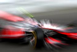 Jenson Button, McLaren Mercedes, MP4-26