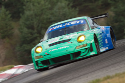 Wolf Henzler and Bryan Sellers, Porsche 911 GT3 RSR