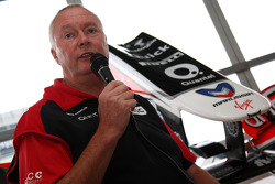 John Booth, Marussia Virgin Racing Sporting Director