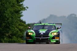 #99 Jaguar RSR Jaguar XKR: Bruno Junqueira, Ken Wilden