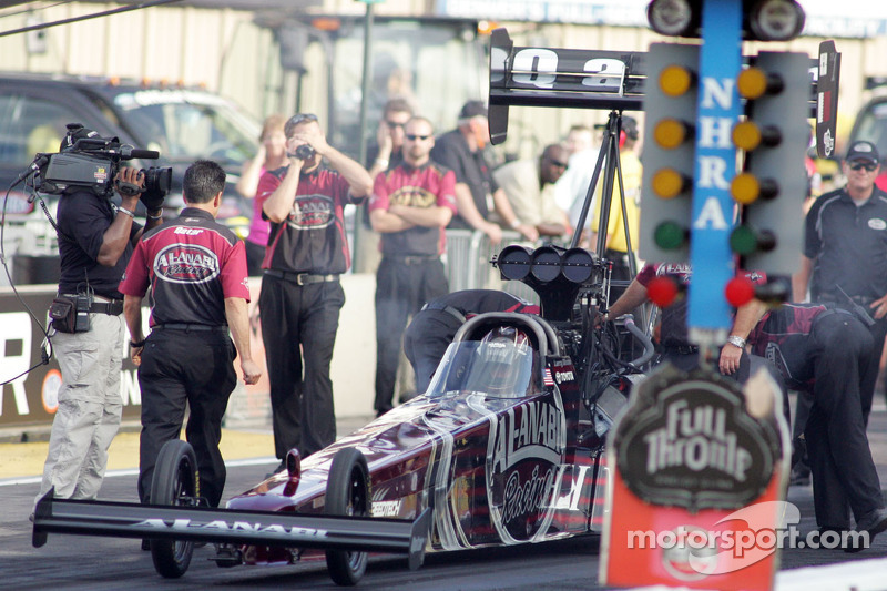 Larry Dixon, Al-Anabi Racing Dragster