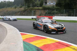#43 Faster Racing by DB Motorsport BMW Z4: Jeroen den Boer, Simon Knap, David Hart