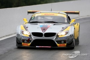 #40 Marc VDS Racing Team BMW Z4: Maxime Martin, Bas Leinders, Marc Hennerici
