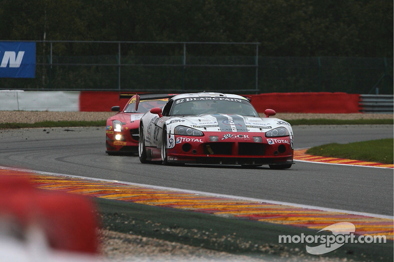 #82 GCR Dodge Viper GT3: Dominique Nury, Bernard Salam, Jean-Marc Merlin, Guy Clairay