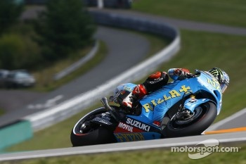 John Hopkins, Rizla Suzuki MotoGP