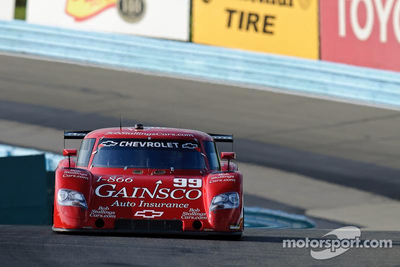 #99 GAINSCO/Bob Stallings Racing Chevrolet Riley: Jon Fogarty, Alex Gurney