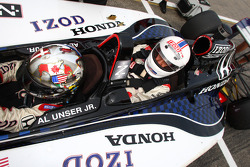 IndyCar 2-seater experience driven by Al Unser Jr.
