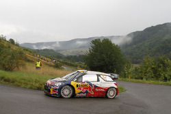 Sébastien Ogier and Julien Ingrassia, Citroën DS3 WRC, Citroën Total World Rally Team