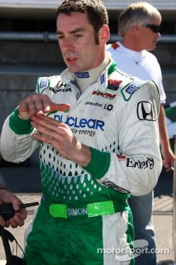 Simon Pagenaud, 2011