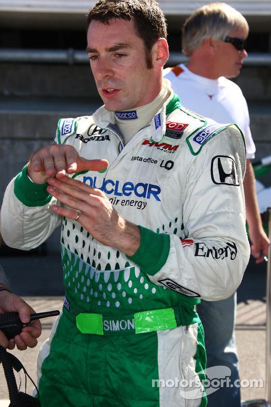 Simon Pagenaud, HVM Racing