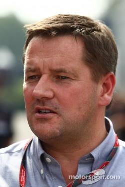 Paul Hembery, Pirelli Motorspor Director