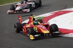 Christian Vietoris leads Fabio Leimer