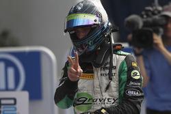Christian Vietoris celebrates his victory