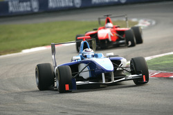 Marlon Stockinger leads Lewis Williamson