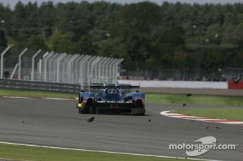 #42 Strakka Racing HPD ARX -01d: Nick Leventis, Danny Watts, Jonny Kane