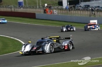 #2 Audi Sport North America Audi R18 TDI: Tom Kristensen, Allan McNish