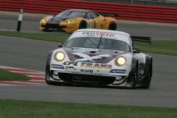 #75 Prospeed Competition Porsche 911 RSR: Marc Goossens, Marco Holzer