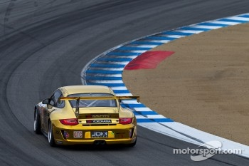 #11 Porsche 911 GT3 Cup: Nick Ham, Chris Thompson, Scott Blackett