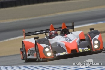 #89 Intersport Racing Oreca FLM09: Kyle Marcelli, Chapman Ducote
