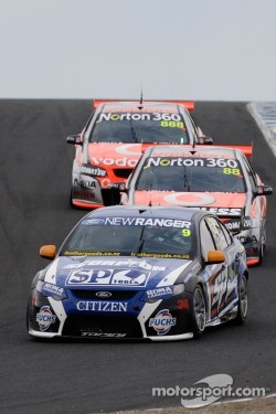 #9 SP Tools Racing: Shane van Gisbergen, John McIntyre