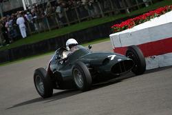 Richmond Trophy: Gary Pearson, Brm Type 25