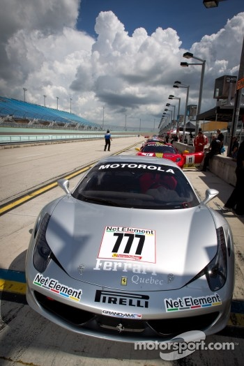 #777 Ferrari of Qubec Ferrari 458 Challenge