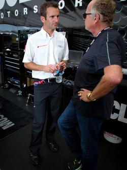 Greg Pickett and Romain Dumas