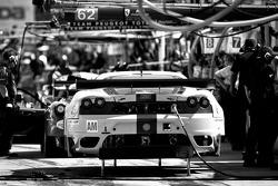 #57 Krohn Racing Ferrari F430