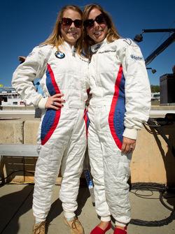 BMW Motorsport lovely guests