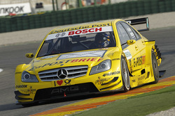 #17 David Coulthard (Deutsche Post AMG Mercedes / Deutsche Post AMG Mercedes C-Klasse (2008))
