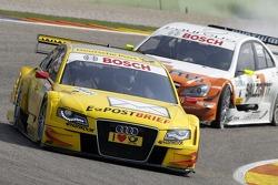 #9 Mike Rockenfeller (Audi Sport Team Abt Sportsline / E-POSTBRIEF Audi A4 DTM (2009))