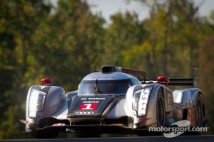 #1 Audi Sport Team Joest Audi R18