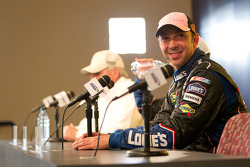 Post-race press conference: Chad Knaus