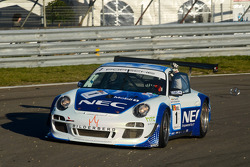 #1 Prospeed Competition Porsche 911 GT3 R: Paul van Splunteren, Maxime Soulet