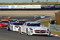 #3 Graff Racing Mercedes-Benz SLS AMG GT3: Gregoire Demoustier/Mike Parisy