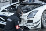 #4 Graff Racing Mercedes-Benz SLS AMG GT3: Philippe Giauque/Thomas Jäger