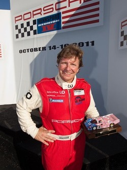 Stuggart Cup winner Didier Theys