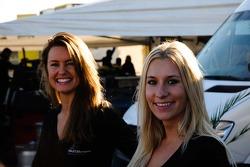 GT3 gridgirls