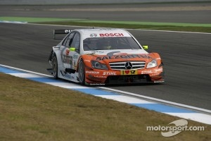 Ralf Schumacher, Team HWA AMG Mercedes, AMG Mercedes C-Klasse