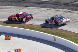 Jamie McMurray, Brian Vickers